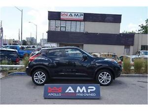 2011Nissan JUKE SV MANUAL! sport red accents alloys btooth+more!
