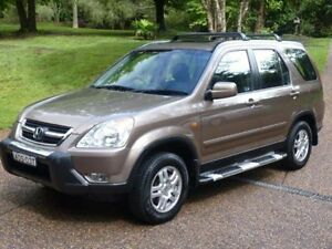 2004 Honda CR-V MY04 (4x4) Sport Bronze 4 Speed Automatic Wagon Glenning Valley Wyong Area Preview