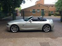 """BMW Z4 2.0i 2006 CONVERTIBLE SHOWROOM CONDITION LEATHER 18"""" M SPORT ALLOYS"""