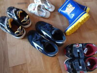 Boys shoes Each $1 around or FREE 8 to 11