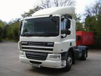 2013 DAF CF75.360 4X2 TRACTOR UNIT EURO 5