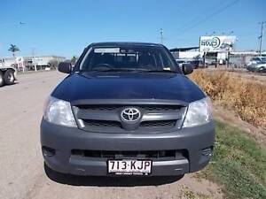 2007 Toyota Hilux Ute Mount Louisa Townsville City Preview