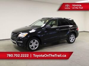 2012 Mercedes-Benz M-Class ML350 BlueTEC DIESEL