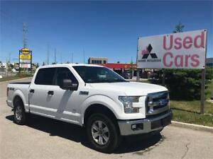 2016 Ford F-150 XLT *4 X 4 *LOW KMS *SUPERCREW