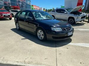 2006 Saab 9-3 444 MY2006 Linear SportCombi Blue 6 Speed Sports Automatic Wagon Hoppers Crossing Wyndham Area Preview
