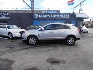 2010 Cadillac SRX 3.0 Luxury+Roof+Push button+Heated Leather
