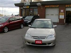 2004 Honda Civic Sdn LX