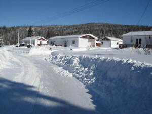We are selling: BONNE BAY COTTAGES; BUSINESS, BUILDINGS AND LAND