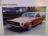Newly restored 1967 Ford Thunderbird for Sale