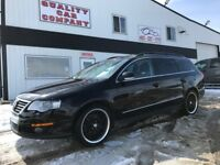 2009 Volkswagen Passat Wagon Highline, Auto, Like new! $9450 Red Deer Alberta Preview