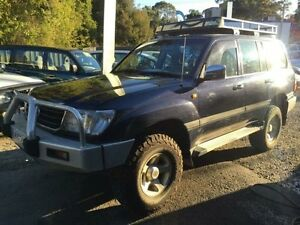 1998 Toyota Landcruiser FZJ105R GXL (4x4) 4 Speed Automatic 4x4 Wagon Jewells Lake Macquarie Area Preview