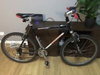 Men's Univega Alpina 500 se Mountain Bike