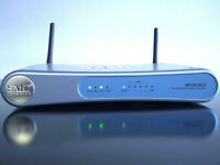 Wireless router and modem for Rogers customers