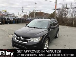 2013 Dodge Journey Crew STARTING AT $187.11 BI-WEEKLY