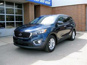 2016 Kia Sorento Awd 2.0L Turbo LX+ (Accident Free)