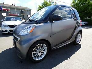 2013 SMART FORTWO PASSION (TOIT PANO, BLUETOOTH, NAVI, FULL!!!)
