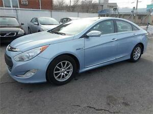 HYUNDAI SONATA HYBRID 2011 NAVIGATION,BLUETOOTH,TOIT PANORAMIQUE