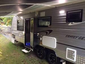 2014 Crusader Family Caravan Amamoor Gympie Area Preview