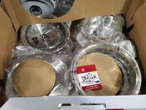 Royalty Haus Switzerland - stainless steel pot set (16 pcs) BNIB