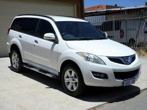 2012 Great Wall X240 CC6461KY MY12 White 5 Speed Manual Wagon Mount Lawley Stirling Area Preview