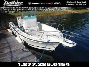 1997 Robalo 2120 CC WITH TENDER