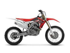 2016 Honda CRF450R - Save $1650!