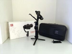 Zhiyun Crane 2 - 3-Axis Camera Stabilizer, Excellent condition