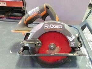 Ridgid Circular Saw. We sell used tools. (#39569)