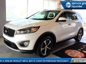 2016 Kia Sorento LEATHER, MEMORY (DRIVER) HEATED SEATS/STEERING,