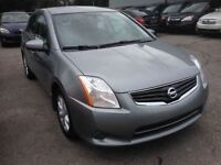 2011 sentra auto loaded 65km only $6500