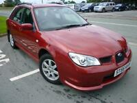 2007 Subaru Impreza 1.5 Sports Wagon R estate 4x4 only 65179 miles shrewsbury