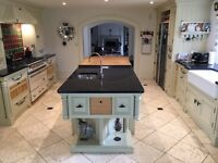 Bespoke 'Mark Wilkinson' style Kitchen