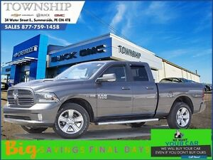 2014 Ram 1500 Sport - $19/Day! - 4WD - 5.7L Hemi - Bucket Seats!