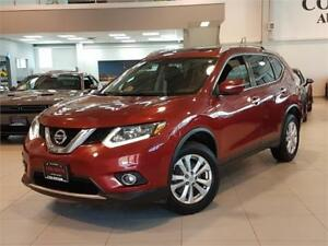 2014 Nissan Rogue SV-AWD-NAVI-CAMERA-PANO ROOF-7 PASS-ONLY 87KM