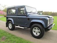 2006 (06) Land Rover 90 Defender 2.5 Td5 County