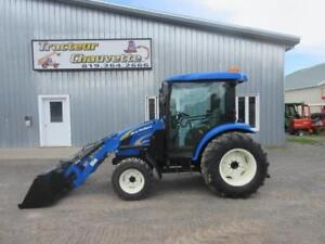 New Holland TC-2320 Tracteur 4x4
