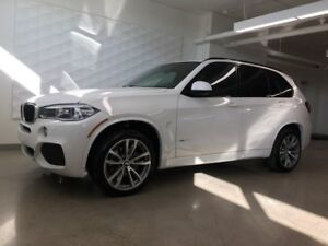 2014 BMW X5 xDrive35i M-Sport package! 20inch wheels!