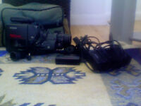 Vintage Sanyo vm_D6P camcorder not working parts only