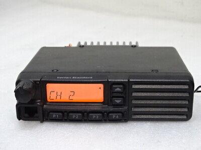 Vertex Standard Vx-2200-ag7h-50 Uhf 450-512 Mhz 128ch 50 Watt Ltr Mobile Radio