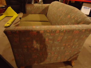 Couch / sofa for sale - decent shape...