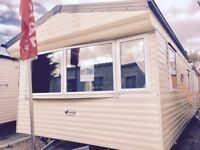 AMAZING VALUE DGCH 3 BED CARAVAN FOR SALE COOPERS BEACH, MERSEA ISLAND, ESSEX **2018 FEES INCLUDED**