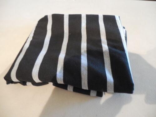 Itzy Ritzy Nursing Happens Infinity Breastfeeding Scarf,Black w/ Gray Stripes