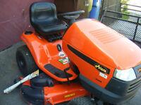 tracteur a gazon ARIENS hydrostatique 25hp/54pouces+ mulching