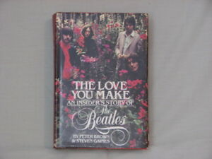 The Love You Make - An Insider Story of the Beatles