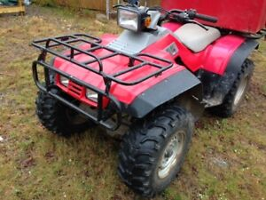 1992 HONDA 350 4 WHEELER FOR SALE