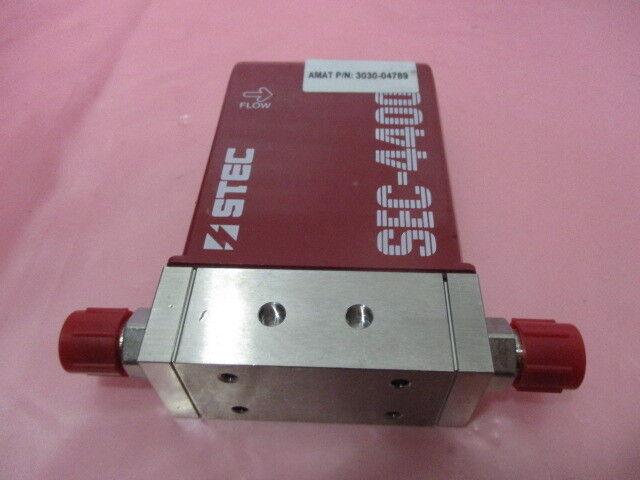 STEC SEC-4400M MFC, SiF4, 200 SCCM, SEC-4400, AMAT 3030-04784, 424924