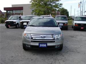2008 Ford Edge SEL-NO ACCIDENTS|ONE OWNER|FINANCE AVAILABLE !!!