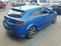 Astra vxr 2009 complete drivers door Arden blue 07594145438