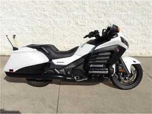 2016 HONDA GOLD WING F6B - USED DEMO - SAVE $1,760!