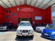 2000 Toyota Landcruiser Prado VZJ95R GXL (4x4) Pearl White 4 Speed Automatic 4x4 Wagon Clontarf Redcliffe Area Preview